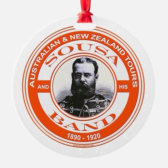 John Phillip Sousa Tour Ornament