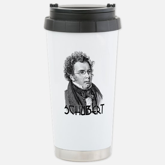 Schubert Stainless Steel Travel Mug