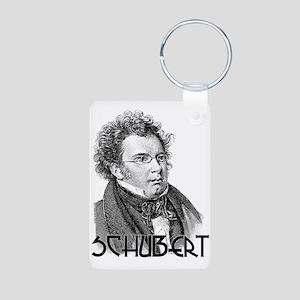 Schubert Aluminum Photo Keychain Keychains