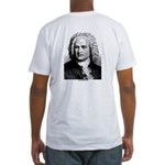 Front ~ Bach Fitted T-Shirt