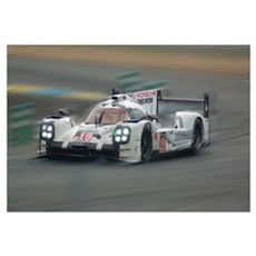 Porsche 919, car 19 Canvas Art