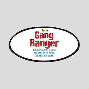 Gang Banger Patch