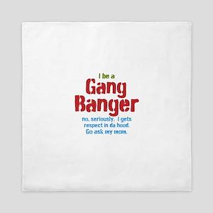 Gang Banger Queen Duvet