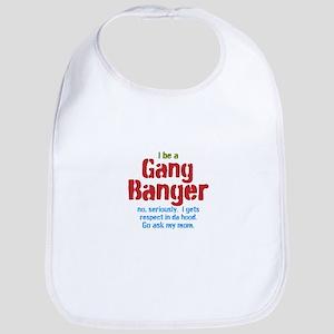 Gang Banger Bib