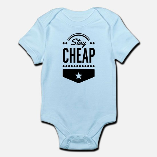 Stay Cheap Body Suit