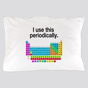 I Use This Periodically Pillow Case
