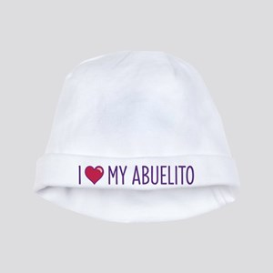 I Love My Abuelito baby hat