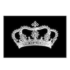 Vintage Crown Postcards (Package of 8)