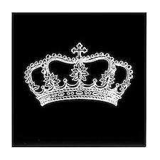 Vintage Crown Tile Coaster