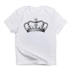 Vintage Crown Infant T-Shirt