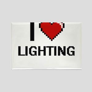 I Love Lighting Magnets