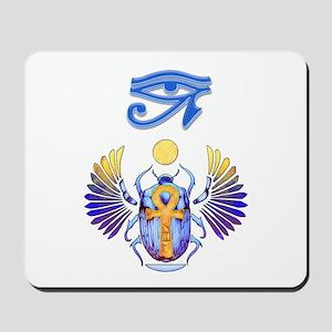 Scarab Egyptian Art Mousepad