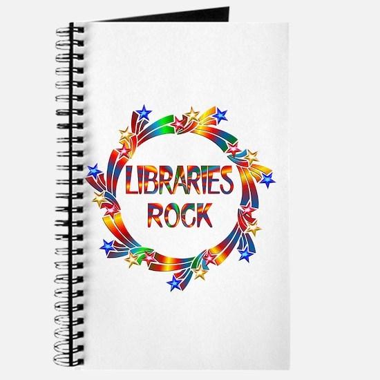 Libraries Rock Journal