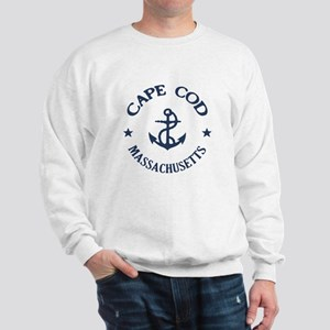 Cape Cod Anchor Sweatshirt