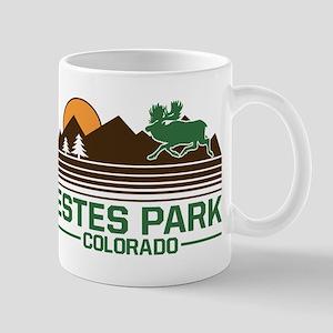 Estes Park Colorado Mug