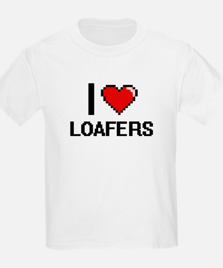 I Love Loafers T-Shirt