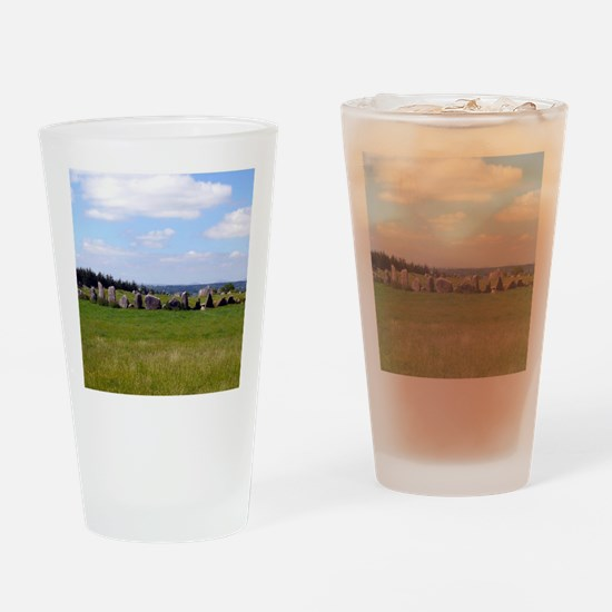 Funny Beltane Drinking Glass