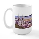 Sainte Anne Beaupre Basilic Large Mug