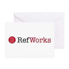 RefWorks Greeting Cards (Pk of 20)