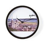 Sainte Anne Beaupre Basilic S Wall Clock