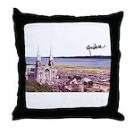 Sainte Anne Beaupre Basilic S Throw Pillow