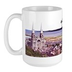 Sainte Anne Beaupre Basilic S Large Mug