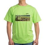 Sainte Anne Beaupre Basilic S Green T-Shirt