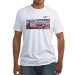 Sainte Anne Beaupre Basilic S Fitted T-Shirt