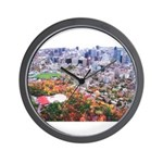 Montreal City Wall Clock