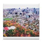 Montreal City Tile Coaster