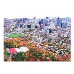 Montreal City Postcards (Package of 8)