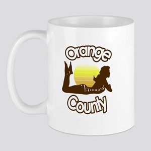 Orange County - Mug