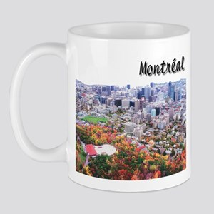 Montreal City Signature upper Mug