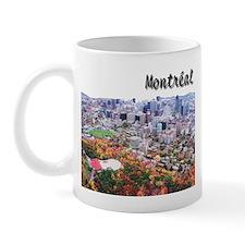 Montreal City Signature upper Mug
