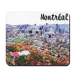 Montreal City Signature upper Mousepad
