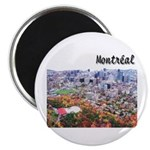 Montreal City Signature upper Magnet