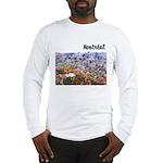 Montreal City Signature upper Long Sleeve T-Shirt