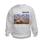 Montreal City Signature upper Kids Sweatshirt