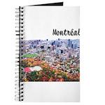 Montreal City Signature upper Journal