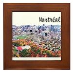 Montreal City Signature upper Framed Tile