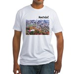 Montreal City Signature upper Fitted T-Shirt