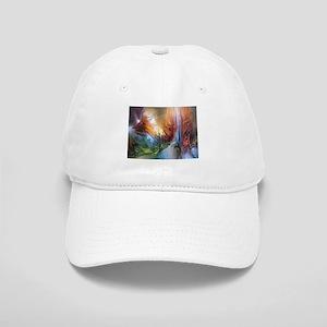 Fantasy Painting Landscape Mystical Cap