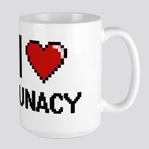 I Love Lunacy Mugs