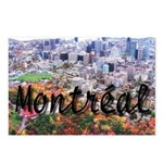 Montreal City Signature cente Postcards (Package o
