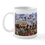 Montreal City Signature cente Mug