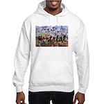 Montreal City Signature cente Hooded Sweatshirt
