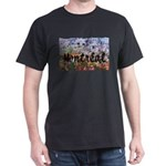 Montreal City Signature cente Dark T-Shirt
