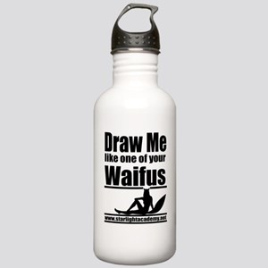 Draw me like one of yo Stainless Water Bottle 1.0L