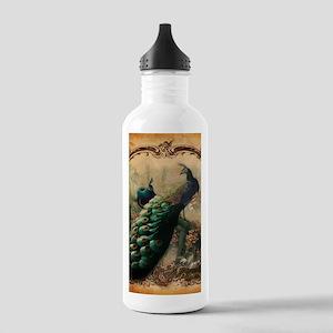 romantic paris vintage Stainless Water Bottle 1.0L