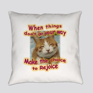 choice to rejoice Everyday Pillow